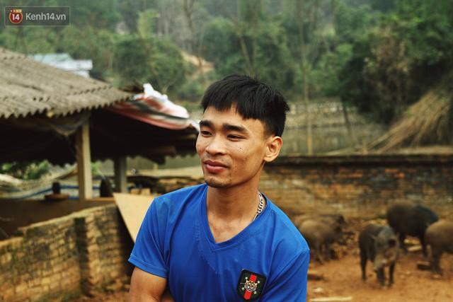 23 tuổi bỏ Đại học, về nhà nuôi lợn rừng kiếm 250 triệu đồng/năm - Ảnh 3.