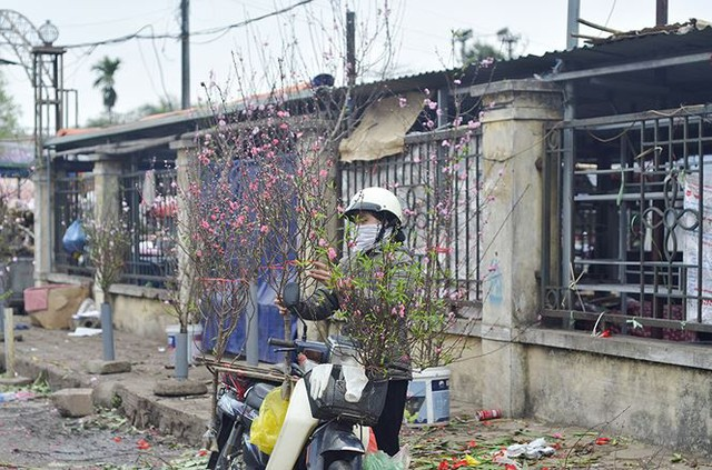 Nhà giàu Hà Nội chi tiền triệu chơi hoa lê rừng sau Tết  Kinh tế - Ảnh 15.