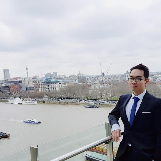 Đã từng có một bạn trẻ Việt đa tài được chính phủ Anh nhận vào làm việc - Ảnh 1.