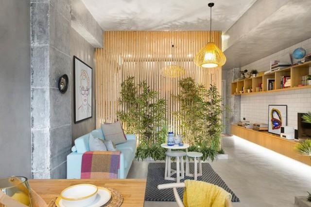 Chỉ 46m2 nhưng căn hộ chung cư này khiến người khó tính nhất cũng phải hài lòng - Ảnh 3.