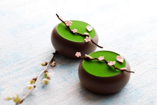 Không chỉ có mùa hoa anh đào Nhật Bản mới rực rỡ mà ẩm thực với hương vị hoa anh đào cũng đẹp mắt không kém - Ảnh 4.