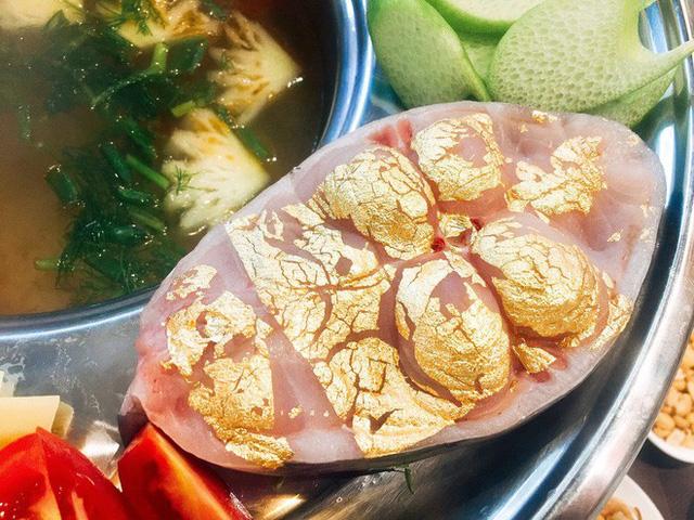 4 món ăn dát vàng đang xôn xao ở Việt Nam dành cho ai muốn lấy may ngày Thần tài - Ảnh 6.