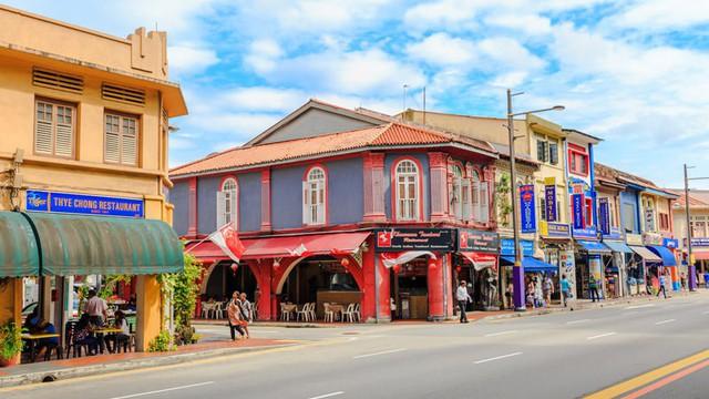 Ghé thăm những khu phố ăn đêm sầm uất nhất tại đảo quốc sư tử - Ảnh 7.