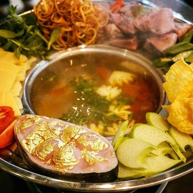 4 món ăn dát vàng đang xôn xao ở Việt Nam dành cho ai muốn lấy may ngày Thần tài - Ảnh 8.