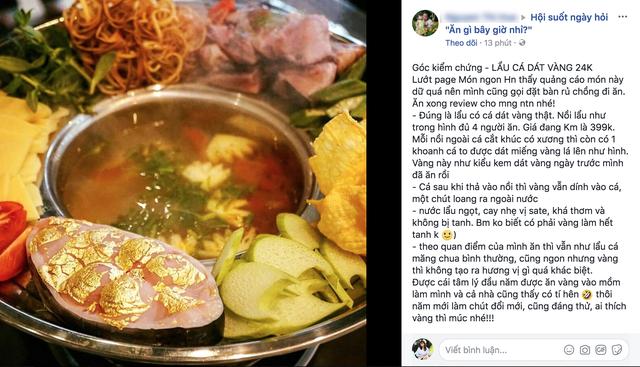 4 món ăn dát vàng đang xôn xao ở Việt Nam dành cho ai muốn lấy may ngày Thần tài - Ảnh 9.