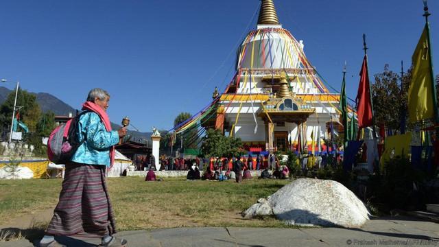 Đằng sau chỉ số hạnh phúc cao ngất ngưởng tại Bhutan - Ảnh 3.