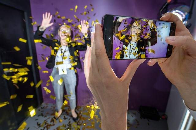 Galaxy S9: Phép thử quan trọng với Thái tử Samsung Jay Y. Lee - Ảnh 1.