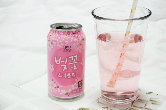 Không chỉ có Nhật Bản mà Hàn Quốc cũng đón chào mùa hoa anh đào với hàng loạt món ăn uống cực xinh - Ảnh 6.