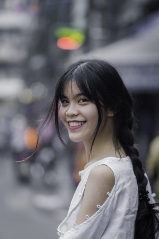 Nữ sinh Ams trúng tuyển ĐH hàng đầu thế giới nhờ viết luận về không khí nồm ở Hà Nội - Ảnh 11.
