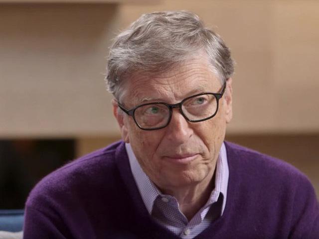 Bill Gates xác nhận ông sẽ không tranh cử Tổng thống Mỹ - Ảnh 1.