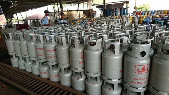 Giá gas tiếp tục đồng loạt giảm mạnh 13.000 đồng/bình - Ảnh 1.