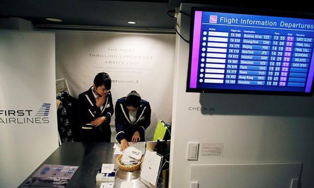 """Hãng """"hàng không"""" quái chiêu của Nhật: Đưa hành khách đi khắp năm châu mà chẳng hề… cất cánh - Ảnh 2."""