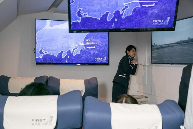 """Hãng """"hàng không"""" quái chiêu của Nhật: Đưa hành khách đi khắp năm châu mà chẳng hề… cất cánh - Ảnh 8."""