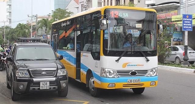 Đà Nẵng đầu tư thêm xe buýt để hạn chế xe cá nhân - Ảnh 1.
