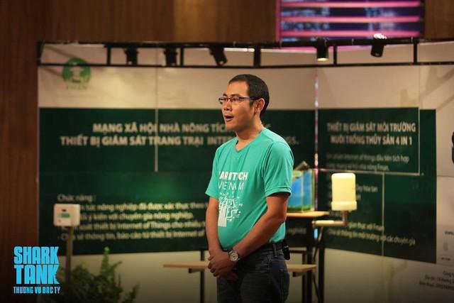 Farmtech gọi thành công 4,4 tỷ đồng từ Shark Hưng và Shark Vương - Ảnh 1.