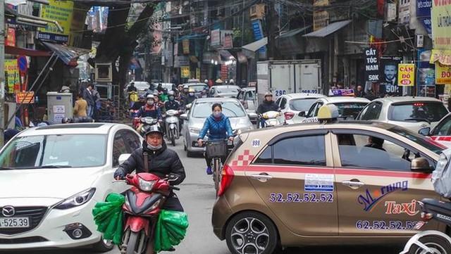 Những tuyến 1 vài con phố của Hà Nội được mong đợi trong năm 2018 - Ảnh 2.