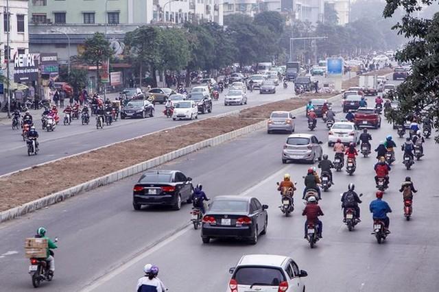 Những tuyến 1 vài con phố của Hà Nội được mong đợi trong năm 2018 - Ảnh 11.