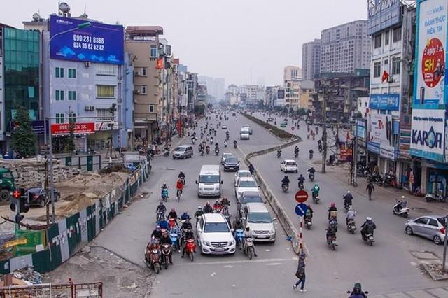 Những tuyến 1 vài con phố của Hà Nội được mong đợi trong năm 2018 - Ảnh 3.