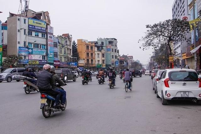 Những tuyến 1 vài con phố của Hà Nội được mong đợi trong năm 2018 - Ảnh 4.