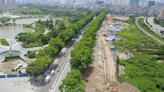 Những tuyến 1 vài con phố của Hà Nội được mong đợi trong năm 2018 - Ảnh 5.