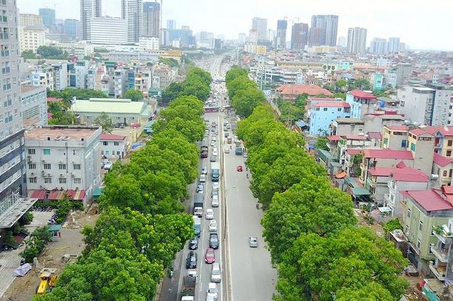 Những tuyến 1 vài con phố của Hà Nội được mong đợi trong năm 2018 - Ảnh 6.