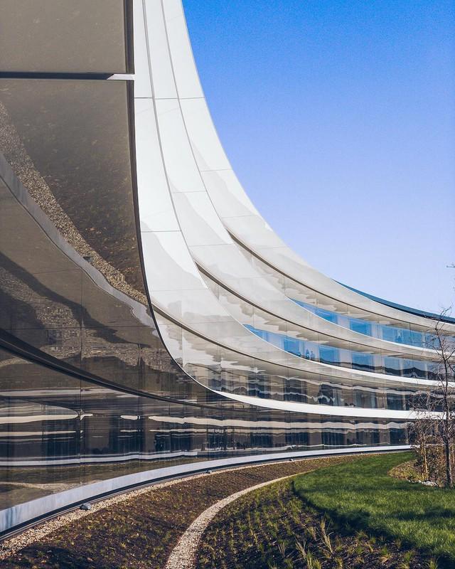 Chiêm ngưỡng trụ sở mới trị giá 5 tỷ USD của Táo khuyết - Ảnh 7.