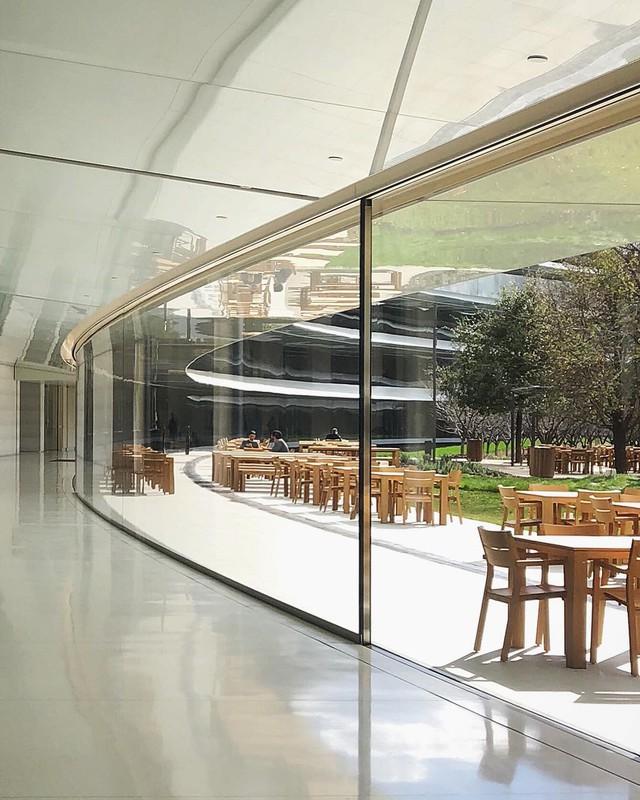 Chiêm ngưỡng trụ sở mới trị giá 5 tỷ USD của Táo khuyết - Ảnh 8.