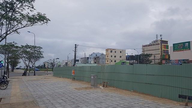 Tạm dừng thi công tại khu đô thị Sun Bay - Ảnh 1.