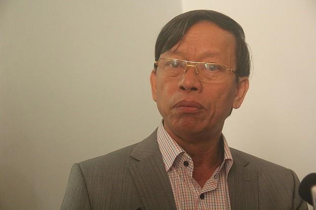 Ban bí thư cách chức Bí thư Tỉnh ủy- ông Lê Phước Thanh - Ảnh 1.