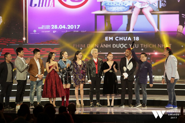 Khoảnh khắc WeChoice Awards: Đẹp nhất là khi Sơn Tùng, bé Bôm và các nghệ sĩ Việt cùng chậm lại trong dòng cảm xúc vỡ òa - Ảnh 33.