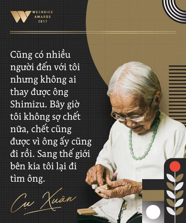 Câu chuyện 50 năm chờ chồng của Cụ Xuân: Vì tình yêu còn cần cả lòng bao dung - Ảnh 9.