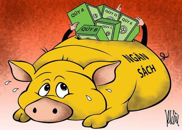 Quỹ tài chính ngoài ngân sách: Cha chung... ai khóc? - Ảnh 1.
