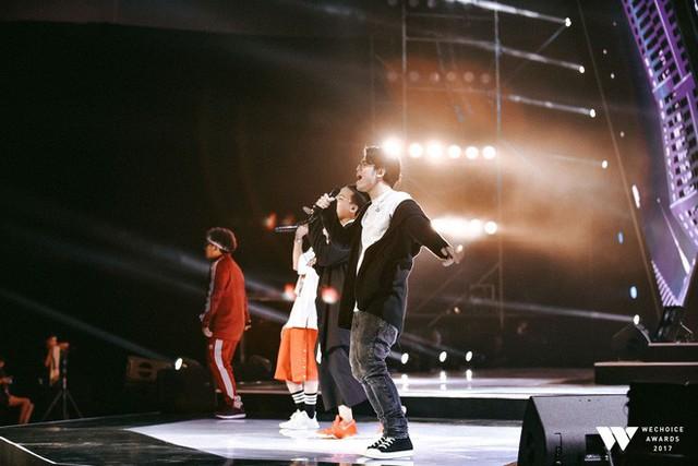 Gala WeChoice Awards 2017 và loạt khoảnh khắc chạm đến trái tim khi những niềm cảm hứng được tôn vinh! - Ảnh 31.