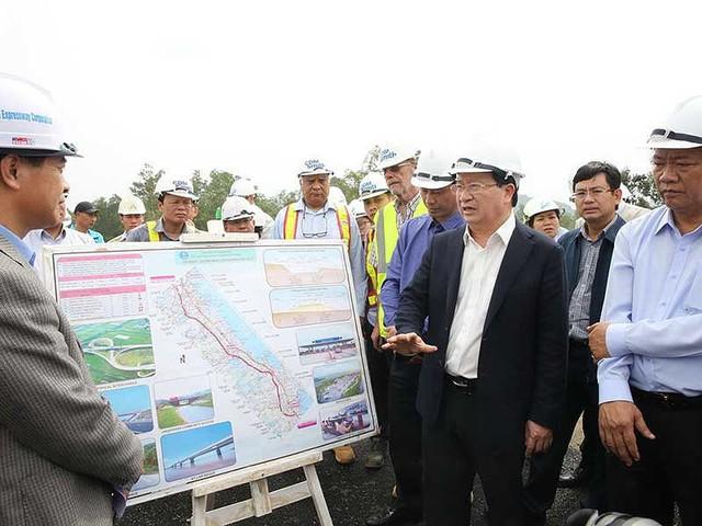 Không chỉ định thầu dự án cao tốc Bắc-Nam - Ảnh 1.
