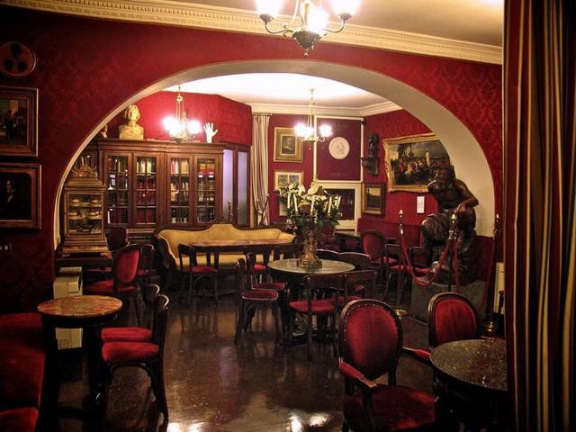 5 quán cà phê siêu sang chảnh hàng đầu thế giới: Không gian thư giãn của giới thượng lưu - Ảnh 2.