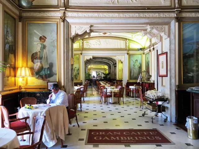 5 quán cà phê siêu sang chảnh hàng đầu thế giới: Không gian thư giãn của giới thượng lưu - Ảnh 4.