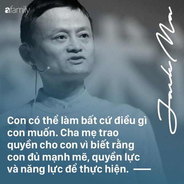 Những bài học dạy con trưởng thành sau thất bại đáng học tập từ tỉ phú Jack Ma - Ảnh 5.