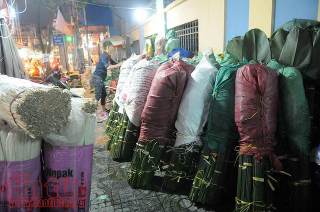 Chợ lá dong, lá chuối tồn tại nửa thế kỷ, chỉ nhóm họp mỗi năm một lần - Ảnh 11.
