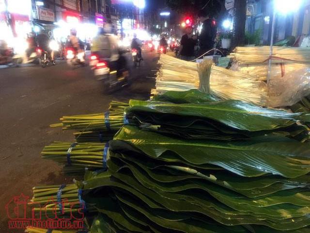 Chợ lá dong, lá chuối tồn tại nửa thế kỷ, chỉ nhóm họp mỗi năm một lần - Ảnh 15.