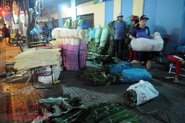 Chợ lá dong, lá chuối tồn tại nửa thế kỷ, chỉ nhóm họp mỗi năm một lần - Ảnh 16.