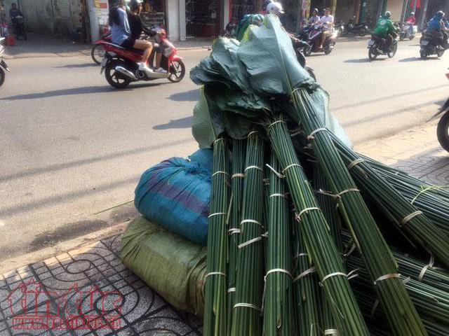 Chợ lá dong, lá chuối tồn tại nửa thế kỷ, chỉ nhóm họp mỗi năm một lần - Ảnh 6.