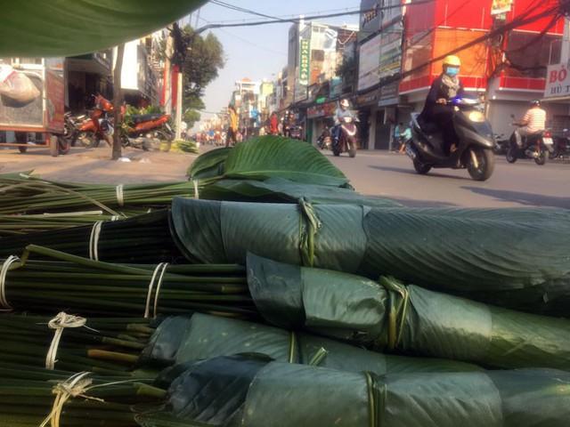 Chợ lá dong, lá chuối tồn tại nửa thế kỷ, chỉ nhóm họp mỗi năm một lần - Ảnh 9.
