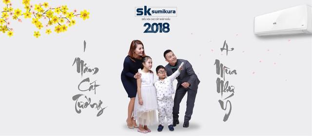 Sumikura bảo trì miễn phí, tung sản phẩm mới ngày đầu năm - Ảnh 1.