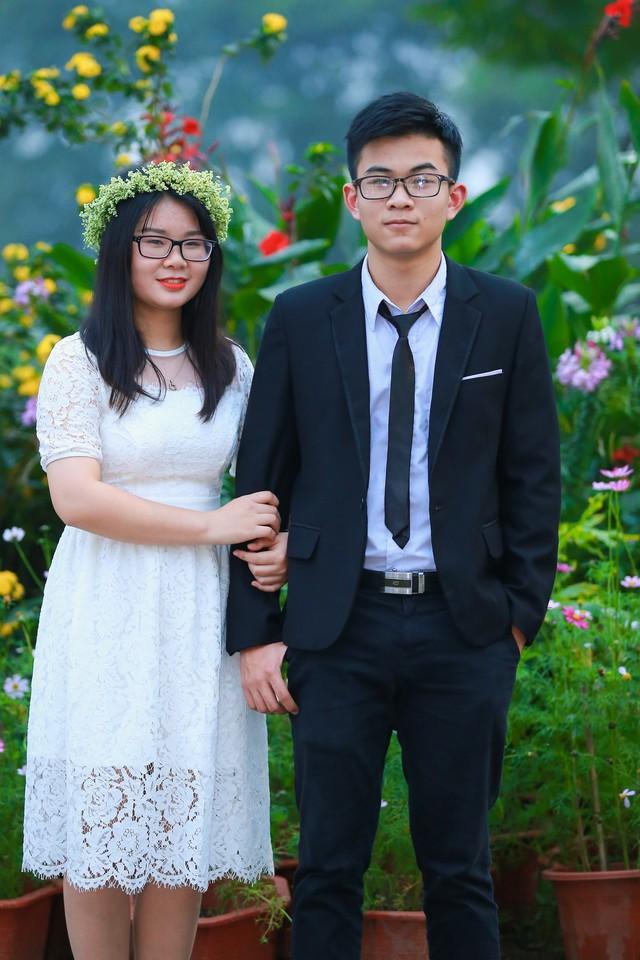 Nhận học bổng du học Mỹ gần 5 tỷ đồng, nam sinh Hà Nội muốn tạo ra robot bác sĩ tâm lý - Ảnh 13.