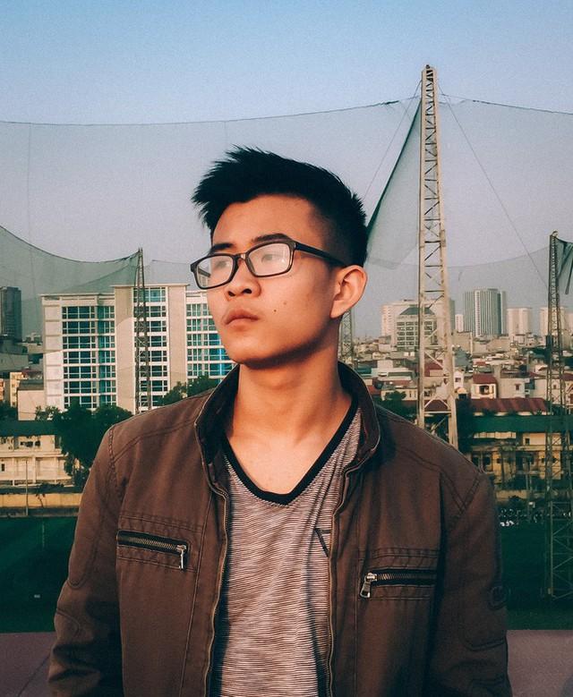 Nhận học bổng du học Mỹ gần 5 tỷ đồng, nam sinh Hà Nội muốn tạo ra robot bác sĩ tâm lý - Ảnh 4.