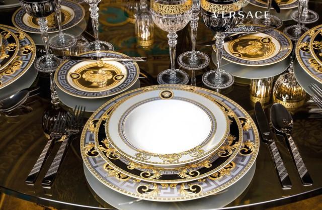 Khi thời trang xa xỉ lấn sân sang đồ gia dụng: một bộ ly uống trà cũng mất cả ngàn đô - Ảnh 21.