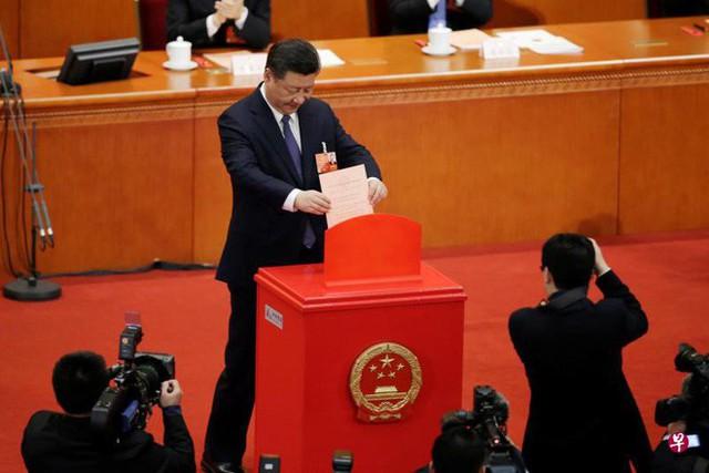 NÓNG: Gần 100% ĐBQH Trung Quốc bỏ phiếu chính thức xóa giới hạn nhiệm kỳ Chủ tịch nước - Ảnh 1.