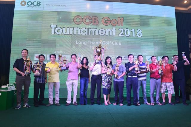 OCB Golf Tournament 2018: 150 Golfers chưa chạm tới cú đánh thần thánh hole in one với giá trị giải thưởng lên tới hàng tỷ đồng - Ảnh 2.