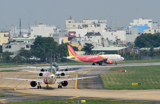 Mở rộng hạ tầng về phía Bắc để xóa thế độc đạo cho sân bay Tân Sơn Nhất - Ảnh 1.