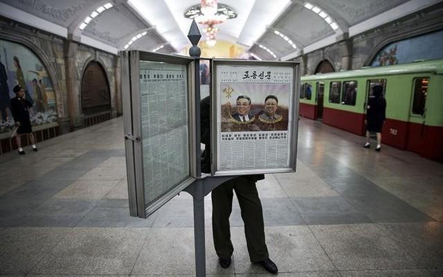 Triều Tiên bật mí hình ảnh phát triển hiện đại - Ảnh 18.